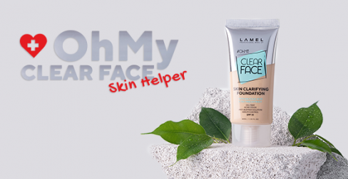 OhMy Clear Face Foundation