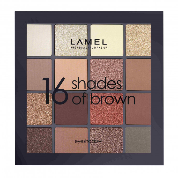 16 Shades of Brown
