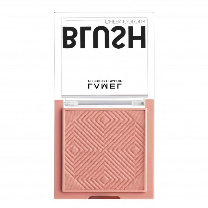 Blush cheek colour