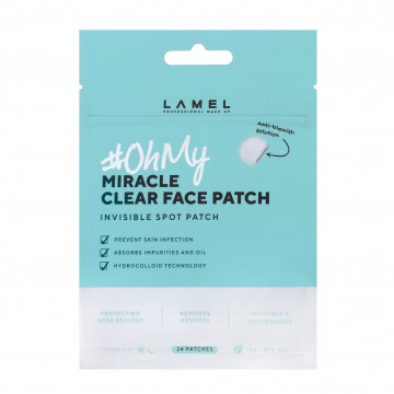 OhMy Miracle Clear Face Patch