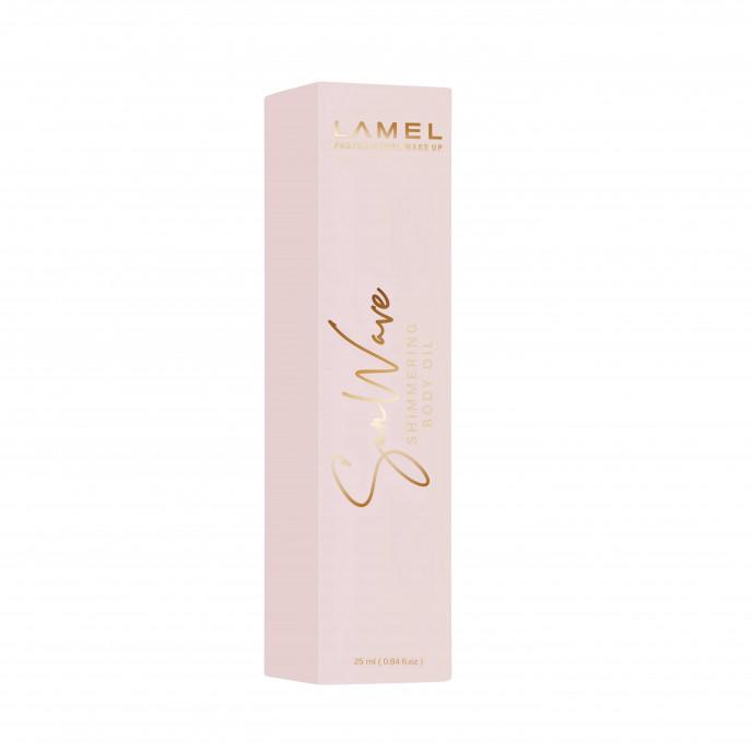 Dry Shimmering body oil