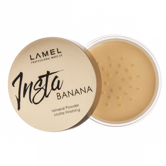 INSTA Banana Powder Matte Finishing