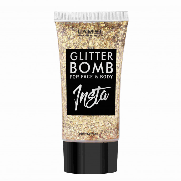 INSTA Glitter Bomb