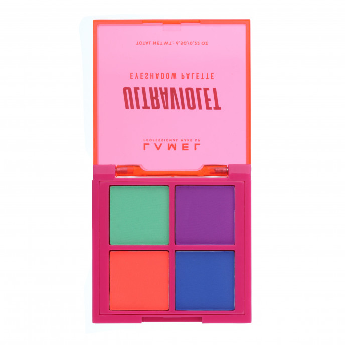 Eyeshadows Kit Ultraviolet №401